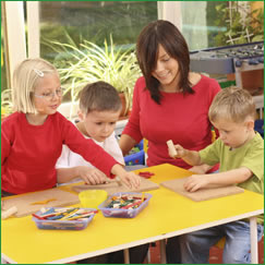 Preschool and Kindergarten Counseling